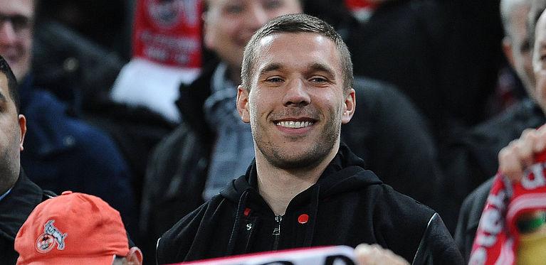 1 Fc Koln Future With Lukas Podolski