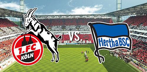 Tickets Hertha Köln