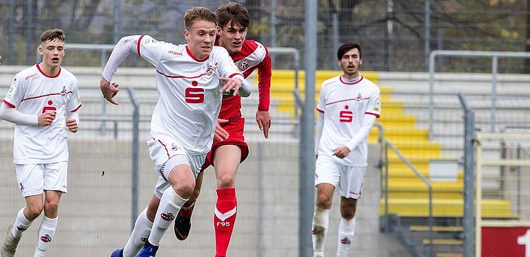 1 Fc Koln U17 Wichtiges Heimspiel Gegen Dusseldorf