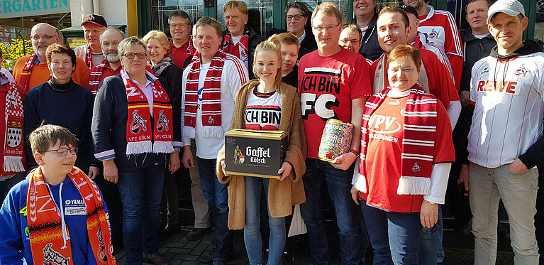 Gründung 1 Fc Köln