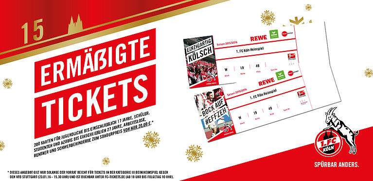 1 Fc Köln Tickets