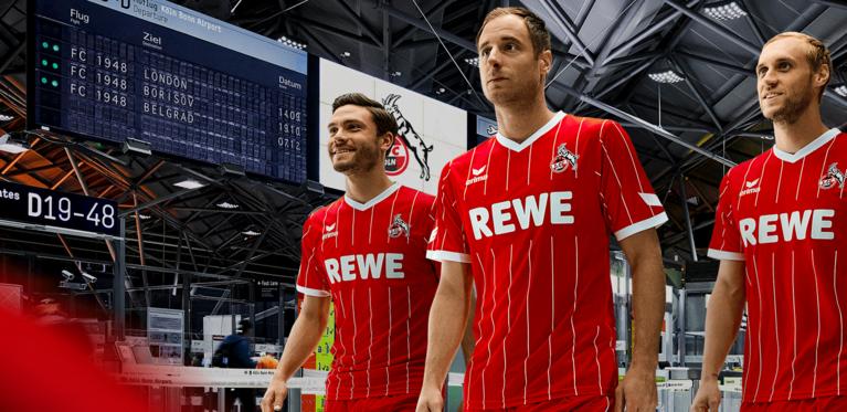 1 Fc Köln Trikots Für Die Uefa Europa League