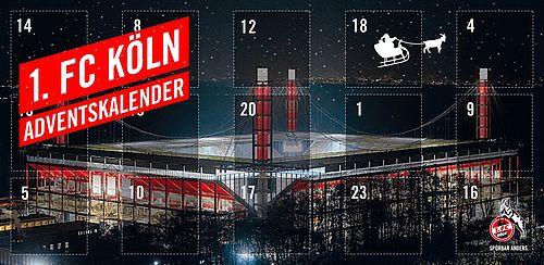 Adventskalender Fc Köln