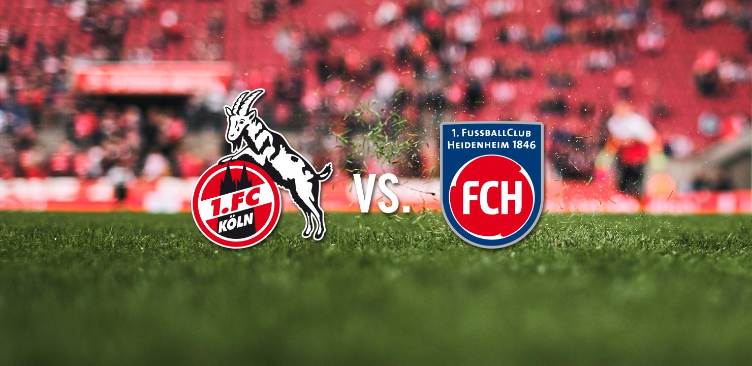 1 Fc Köln Heimspiele